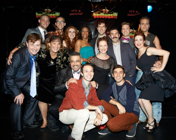 BedBug !! - the musical - broadway-cast photo