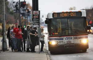Bedbugs in Columbus Ohio COTA busses